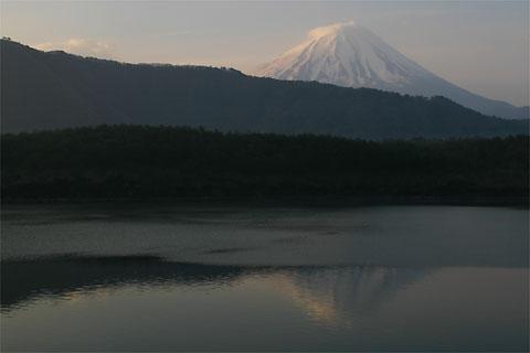 今津の源五郎差し込み写真(西湖)
